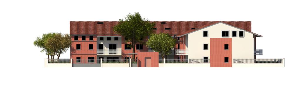 r sidence du lac plaisance du touch pelous architecture. Black Bedroom Furniture Sets. Home Design Ideas